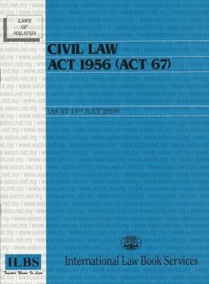 CIVIL LAW ACT 1956 (ACT 67)