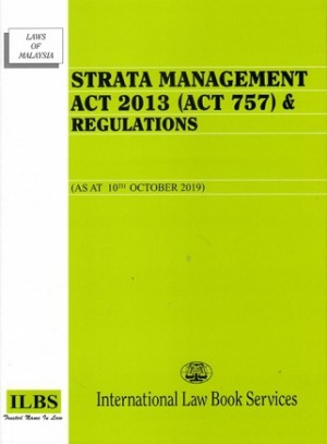 STRATA MANAGEMENT ACT 2013 (ACT 757)