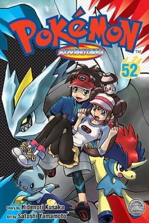 Pokemon Adventures #52