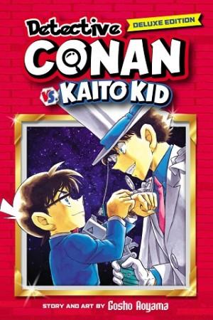 DETECTIVE CONAN VS KAITO KID: DELUXE EDI