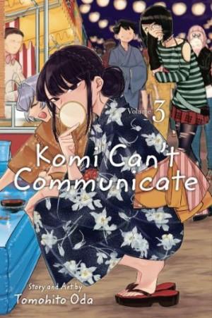 Komi Can't Communicate #3