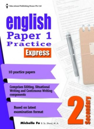 Secondary 2 English Paper Practice Express