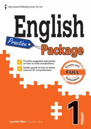 Primary 1 English Practice Package