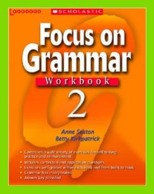 Book 2 Focus On Grammar Workbook