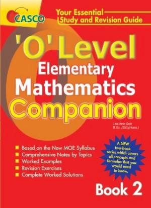 OL Elementary Mathematics Companion Bk 2