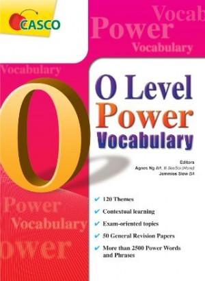 OL Power Vocabulary