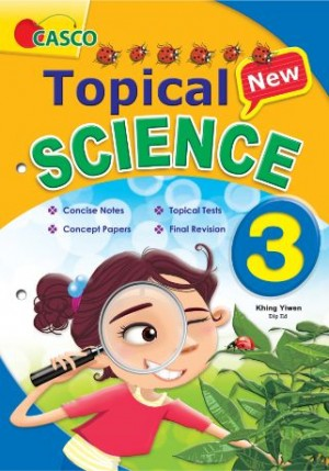 P3 New Topical Science