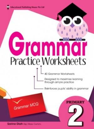 Primary 2 Grammar Practice Worksheets