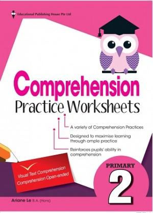 P2 Comprehension Practice Worksheets