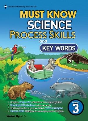 P3 Must Know Sci Process Skills & Key Wo