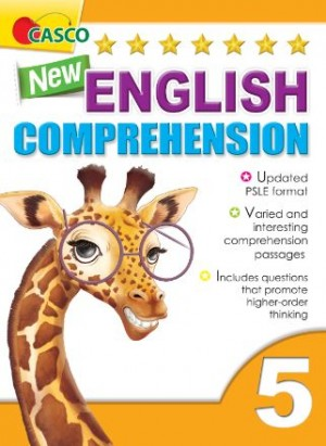 P5 New English Comprehension
