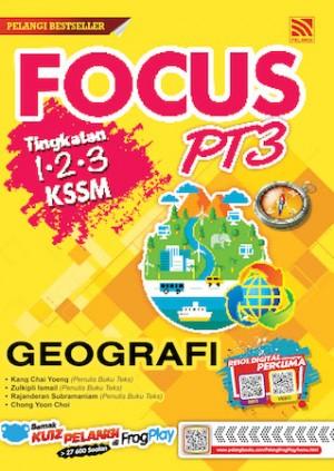 PT3 FOCUS GEOGRAFI