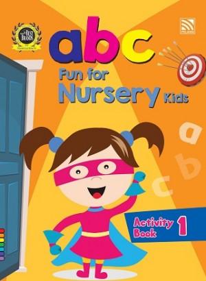 FUN FOR NUR KIDS: ABC ACT BK1