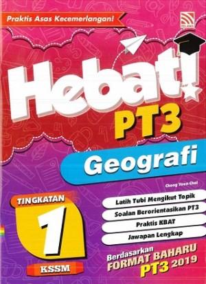 S1 HEBAT GEOGRAFI '19