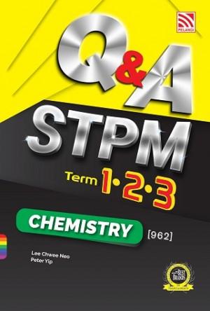 Term 1. 2. 3 STPM Q & A - Chemistry