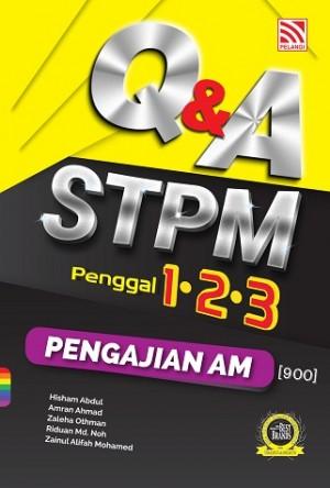 Penggal  1. 2. 3 STPM Q & A - Pengajian Am