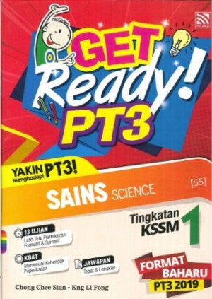 TINGKATAN 1 GET READY!PT3 SAINS