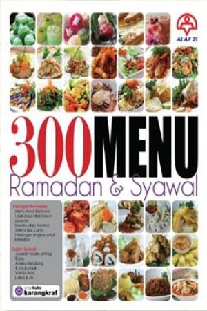 300 MENU RAMADHAN SYAWAL