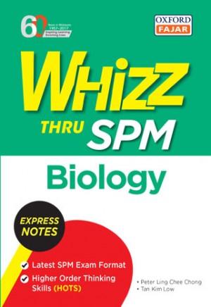 SPM Whizz Thru Biology