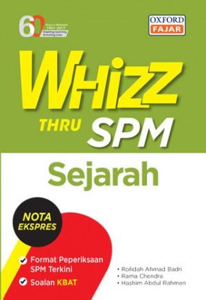 SPM Whizz Thru Sejarah
