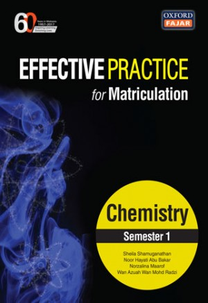 Semester 1 Effective Practice for Matriculation Chemistry