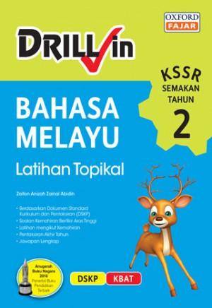 Tahun 2 Drill in Latihan Topikal Bahasa Melayu