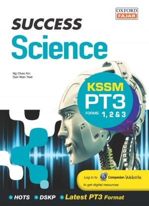 SUCCESS PT3 SCIENCE
