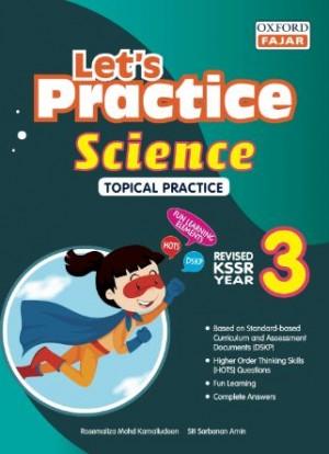 Tahun 3 Let's Practice Science