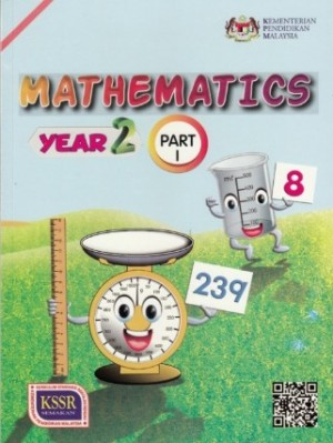 P2 TEXT BOOK DLP MATHS PART 1 SK