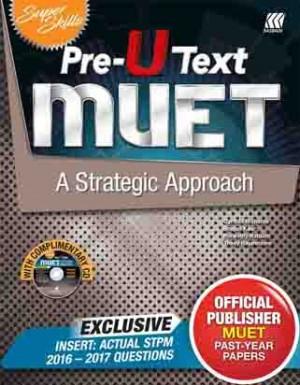 Pre-U Text MUET A Strategic Approach