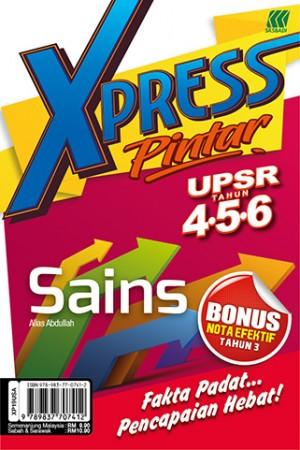 UPSR Xpress Pintar Sains