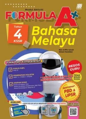 Tahun 4 Modul Aktiviti Formula A+ Bahasa Melayu