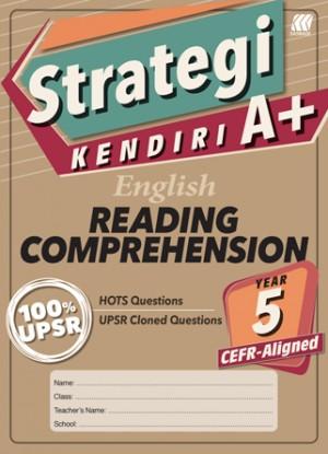 Tahun 5 Strategi Kendiri A+ English Reading Comprehension