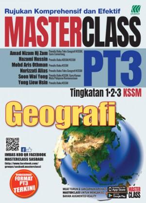 MASTERCLASS PT3 GEOGRAFI