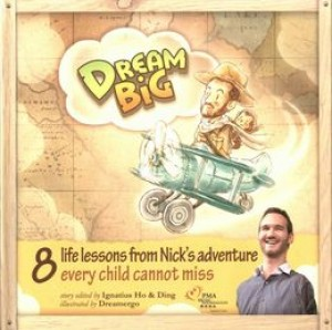 DREAM BIG : 8 LIFE ADVENTURE STORIES