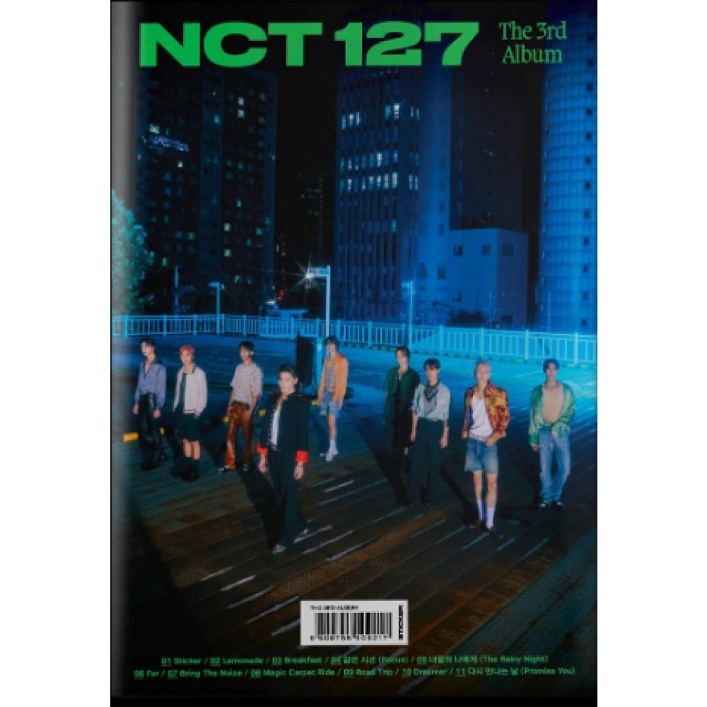 NCT 127 - 3RD ALBUM: STICKER (SEOUL CITY VER.)