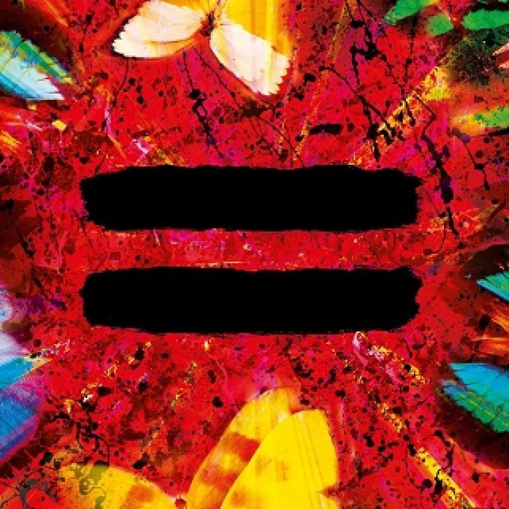 ED SHEERAN - = (RED LP)