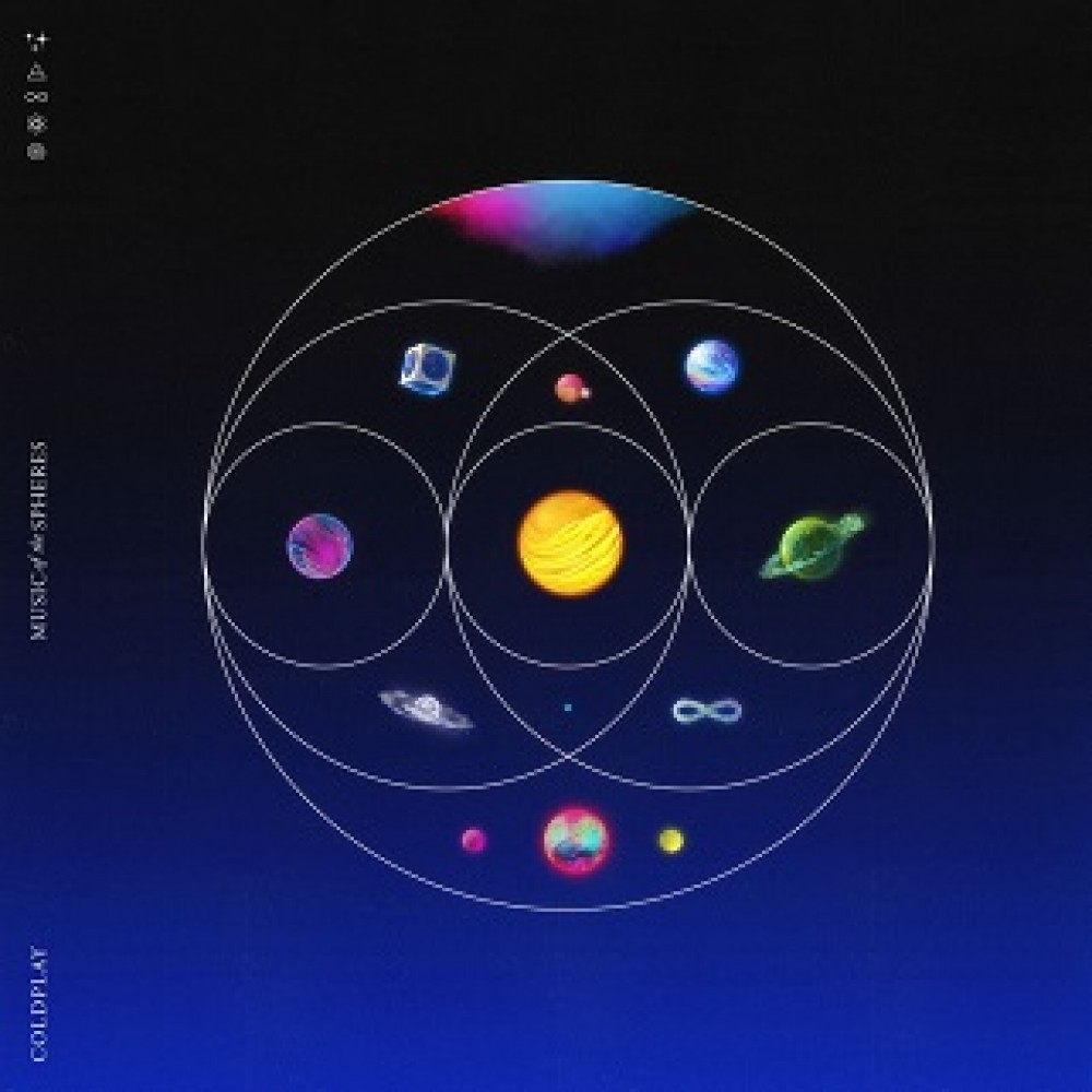 COLDPLAY - MUSIC OF THE SPHERES (CD)