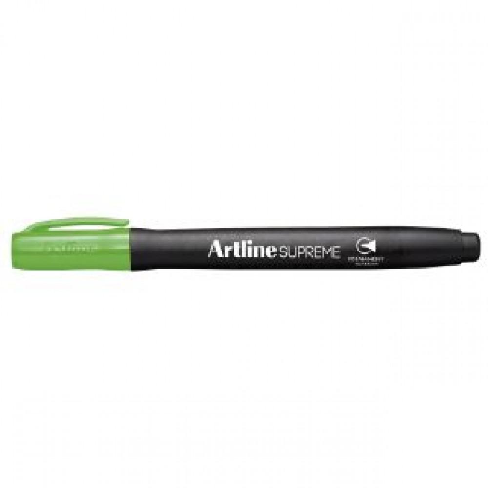 ARTLINE EPF-700 SUPREME PERMANENT MARKER 1MM YELLOW GREEN