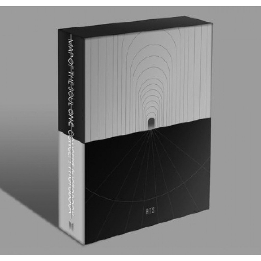 BTS - PHOTOBOOK : MAP OF THE SOUL ON:E CONCEPT PHOTOBOOK (SPECIAL SET)