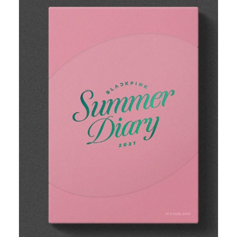 BLACKPINK - 2021 SUMMER DIARY (PHOTBOOK + DVD)