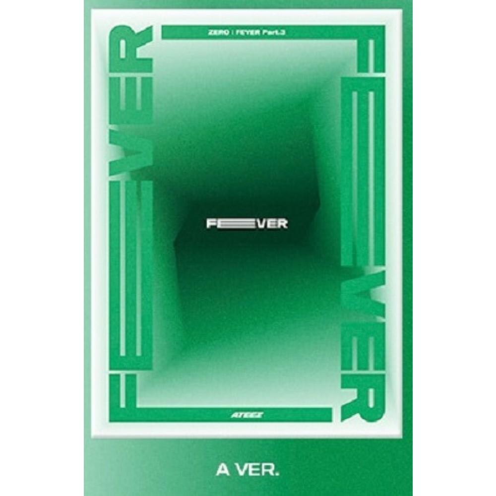 ATEEZ - 6TH MINI ALBUM : ZERO - FEVER PART.3 (A Ver.)