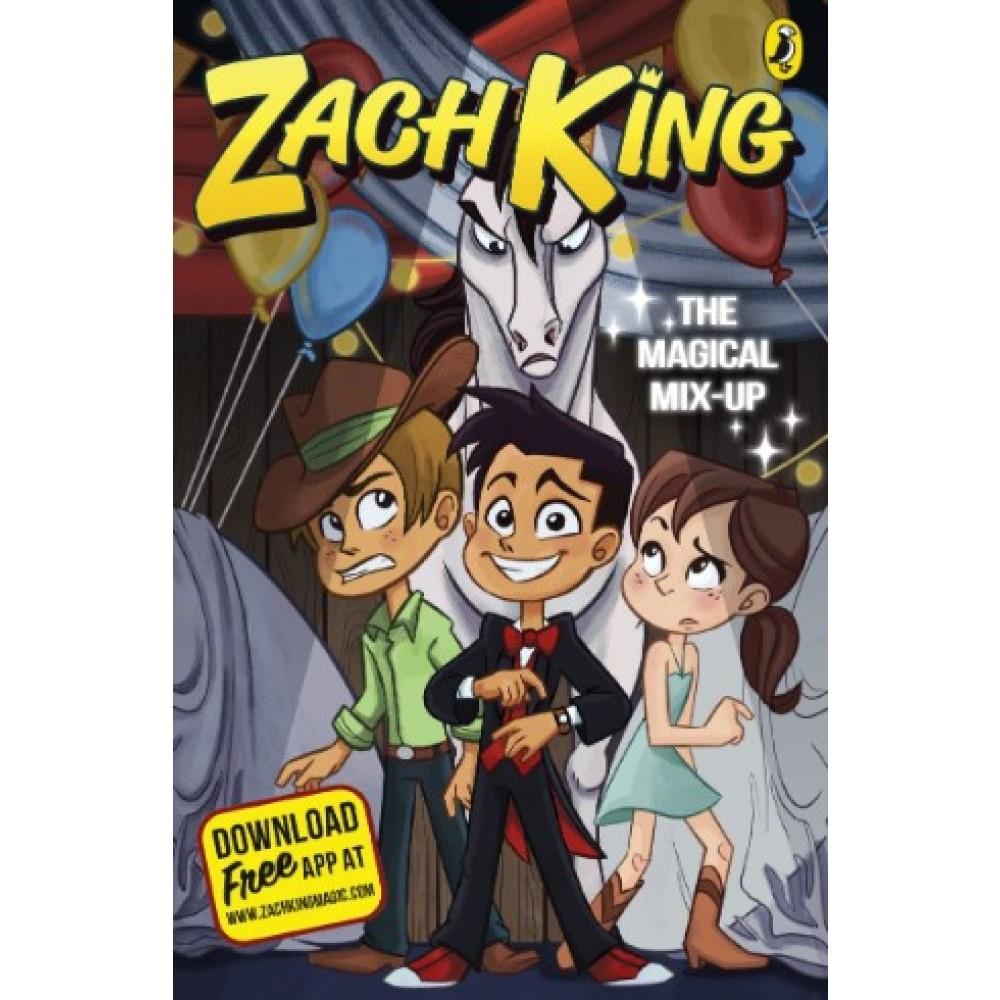 ZACHKING: MAGICAL LIFE 02: MAGICAL MIXUP