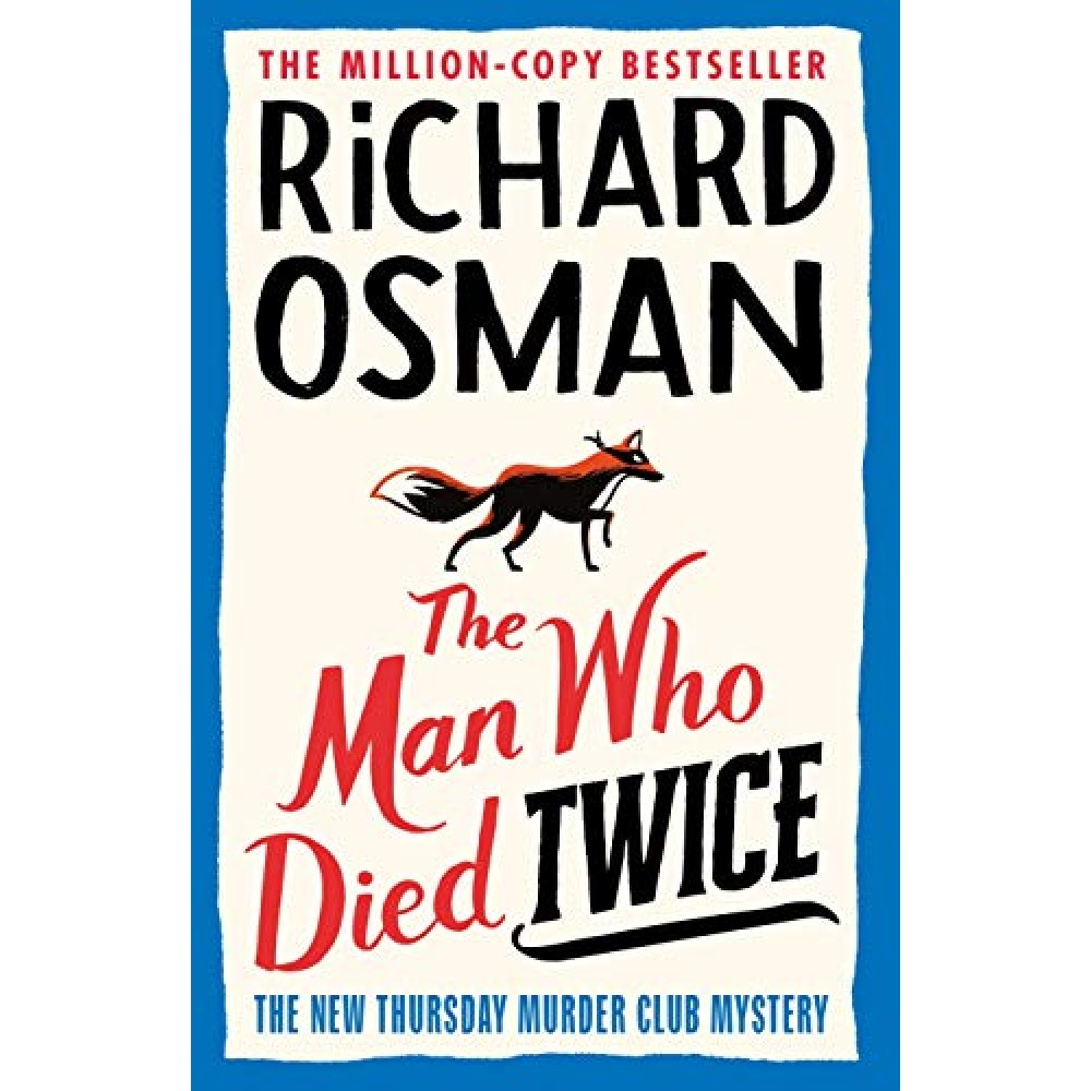 The Thursday Murder Club 2: The Man Who Died Twice