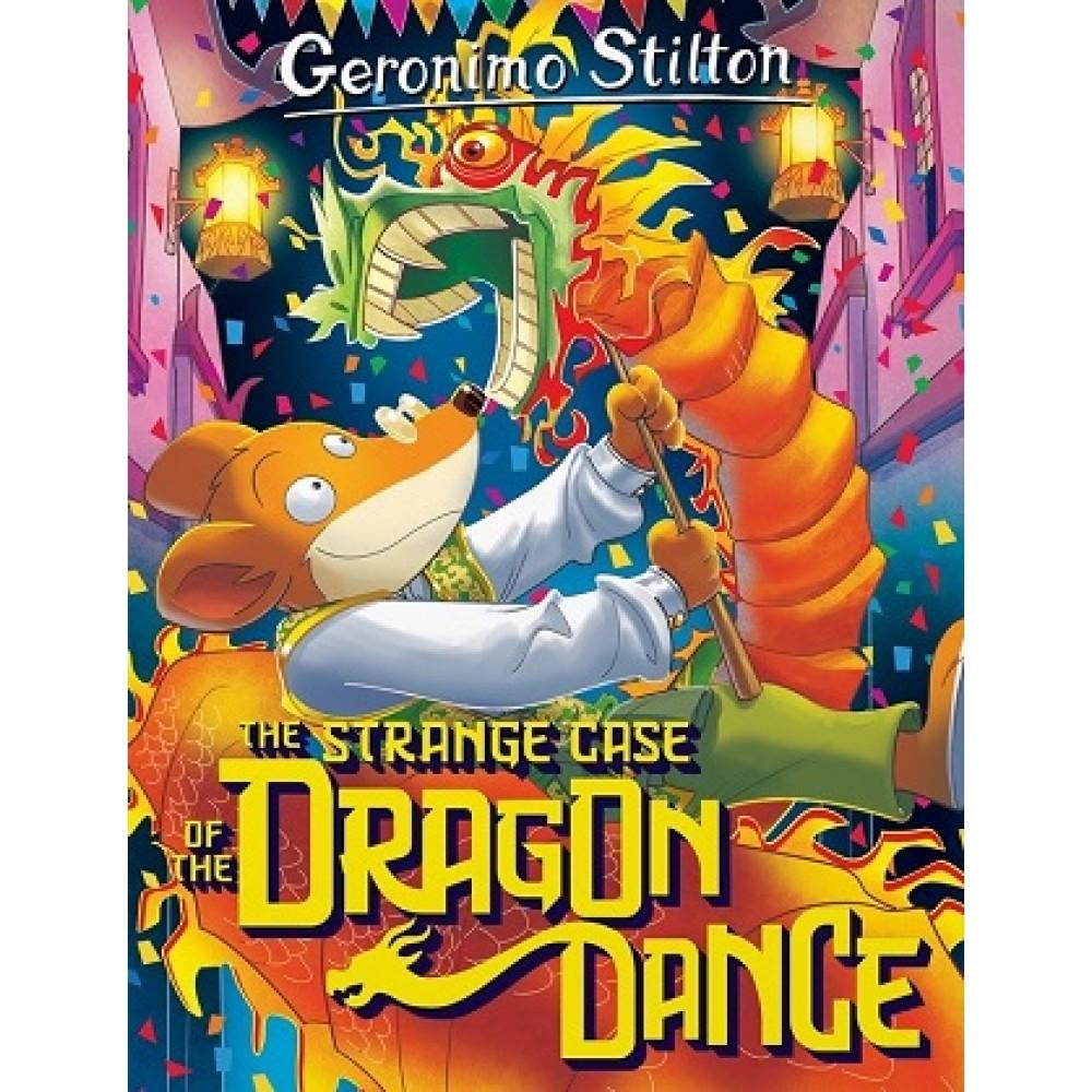 Geronimo Stilton Special Edition: The Strange Case of the Dragon Dance