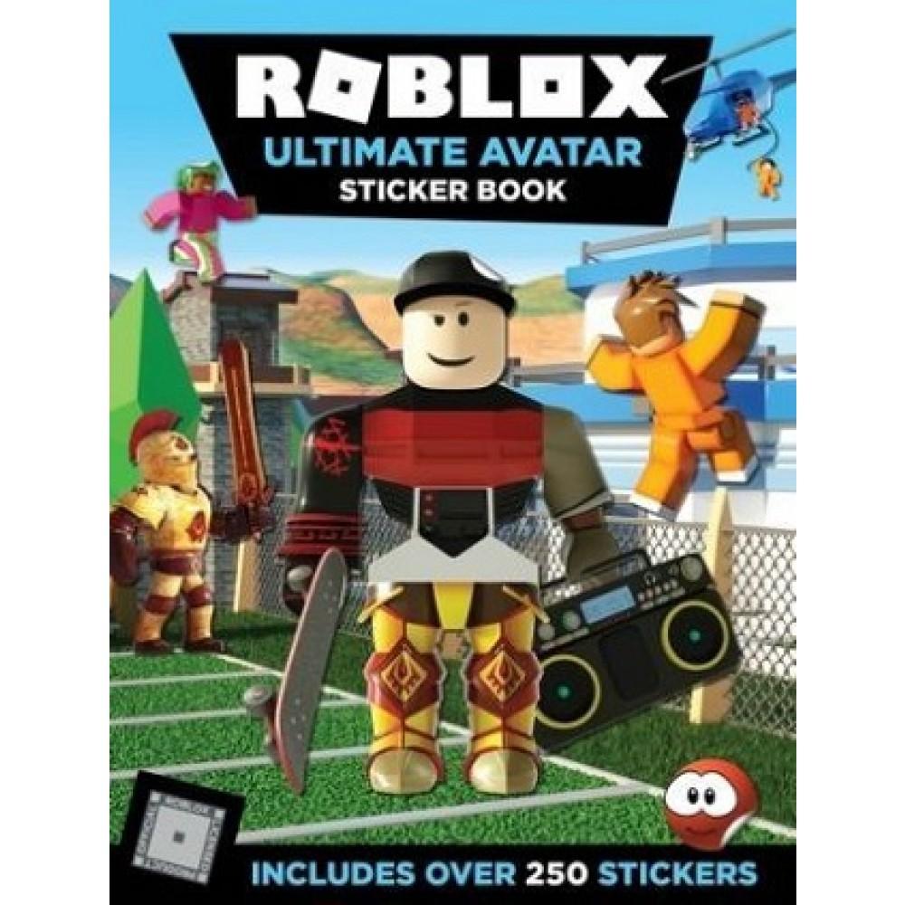 ROBLOX ULTIMATE AVATAR STICKER BK