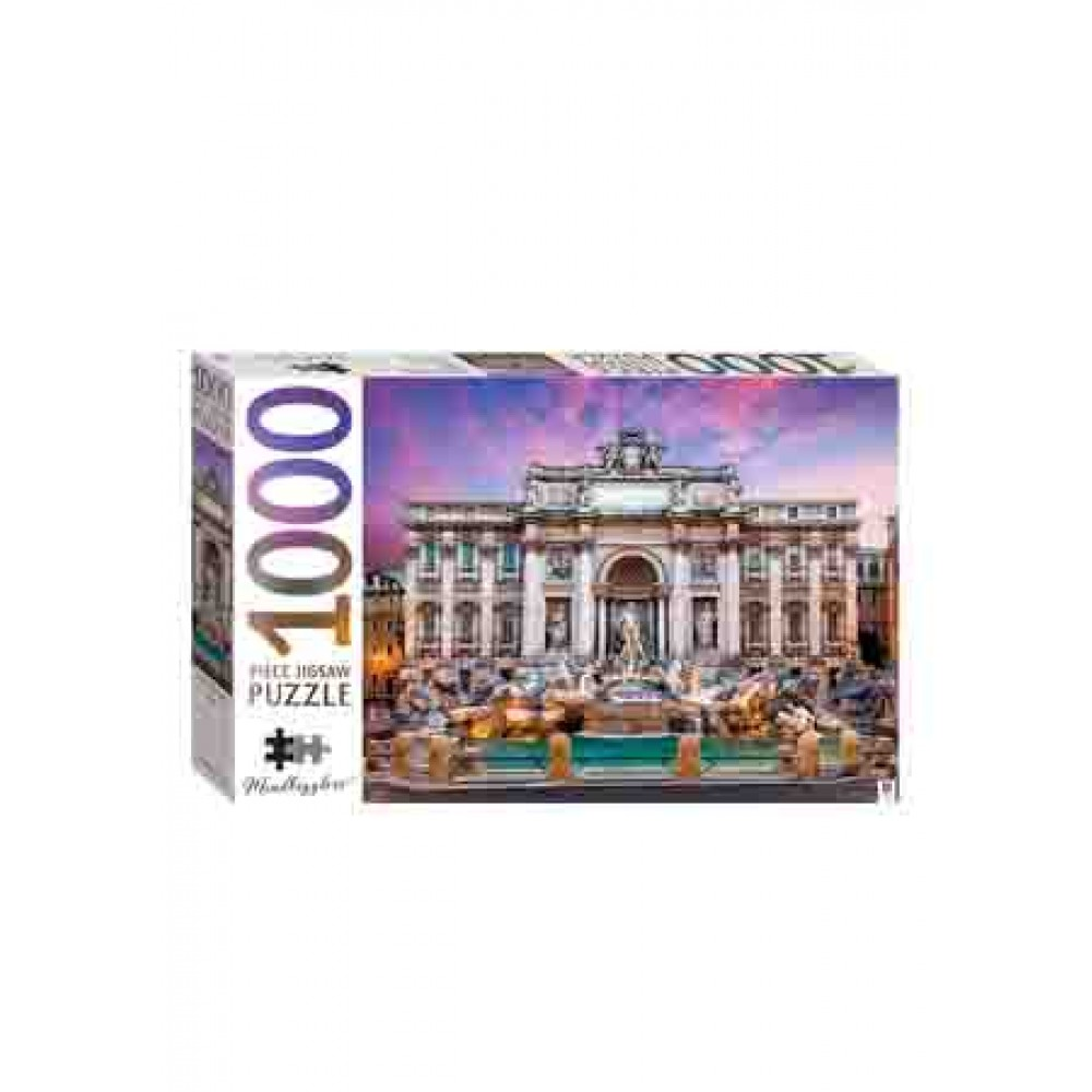 HINKLER TREVI FOUNTAIN PUZZLE 1000PC