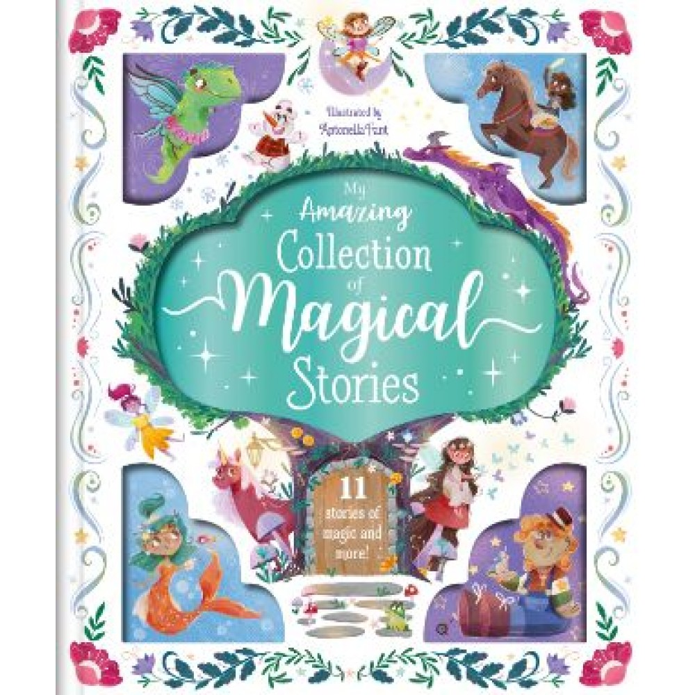 MY AMAZING COLLECTION OF MAGICAL STORIES