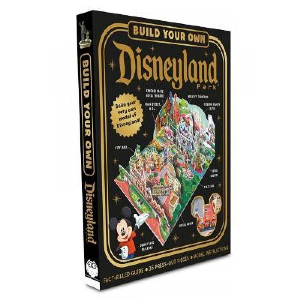 Build Your Own Disneyland Park
