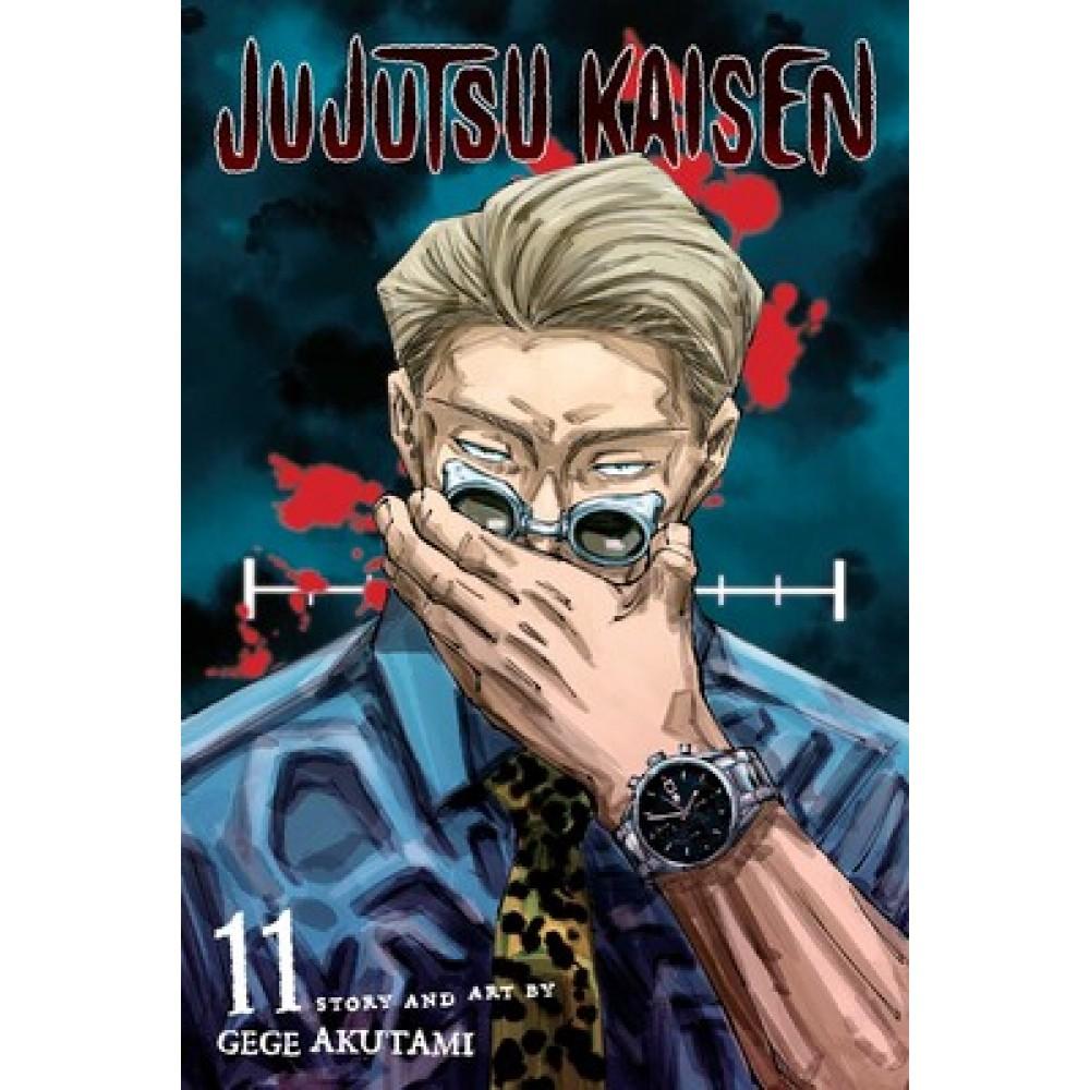 JUJUTSU KAISEN VOL. 11